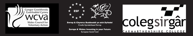 Funded by European Social Fund through WCVA Engagement Gateway