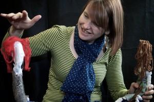 Sarah Jones, Artistic Director