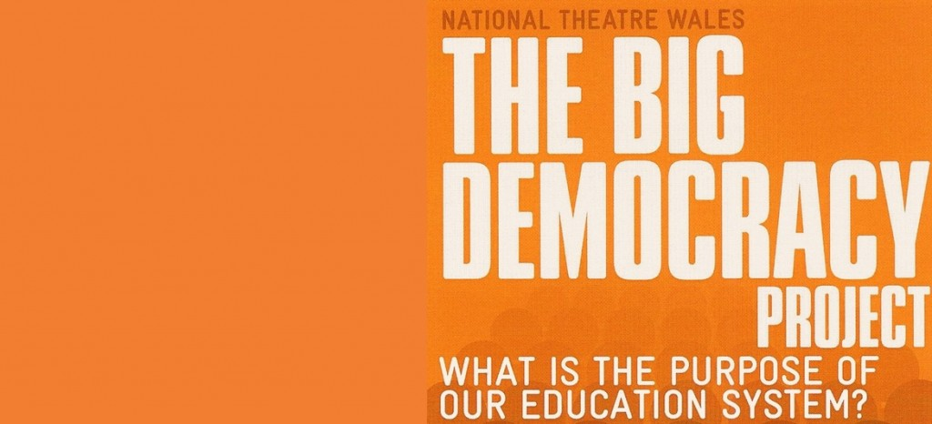 The Big Democracy Project. What is the purpose of our education system?