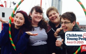 Children and Young People Now Awards 2015