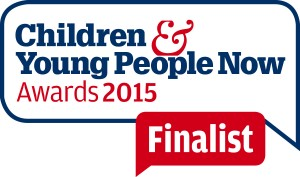 Children and Young People Now Awards Finalist