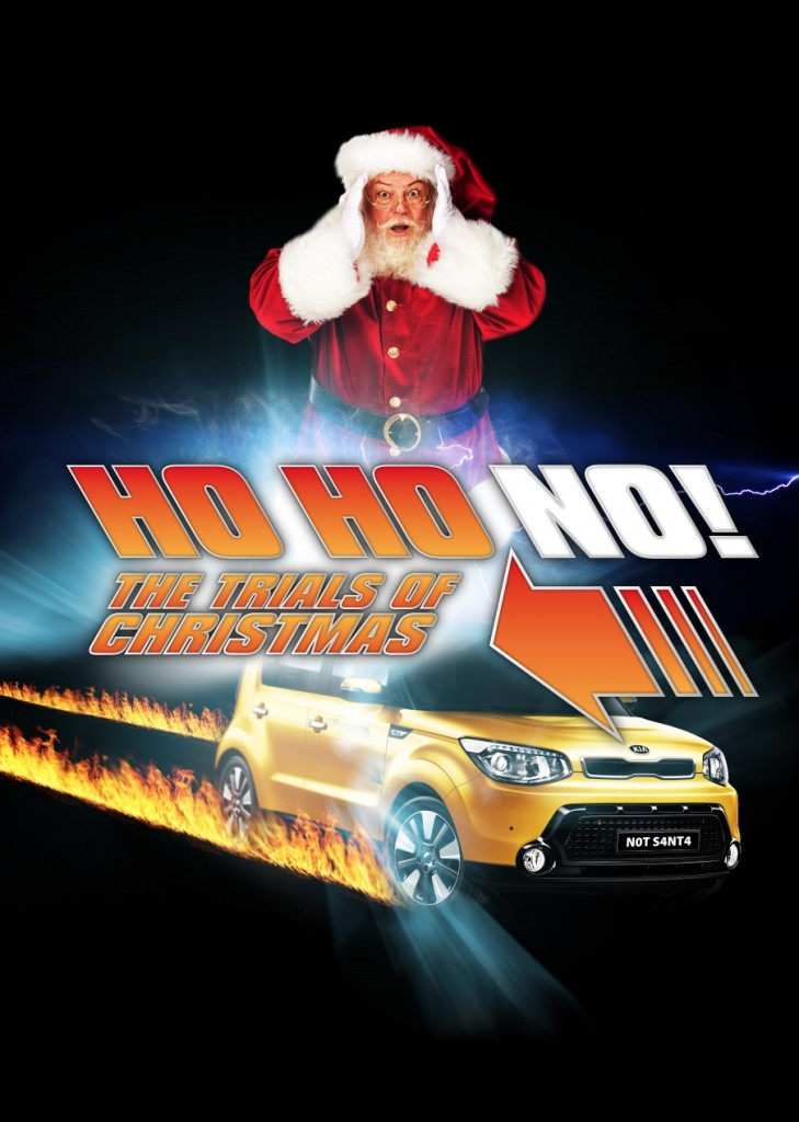Ho Ho No! The Trials of Christmas Poster