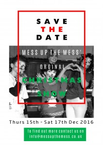 Save the date xmas