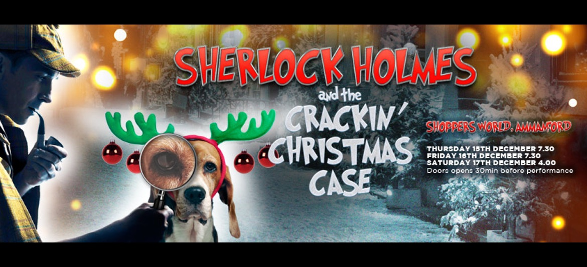 Sherlock Holmes and The Crackin' Christmas Case
