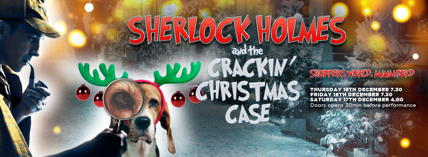 Sherlock Holmes and the Cracking' Christmas Case