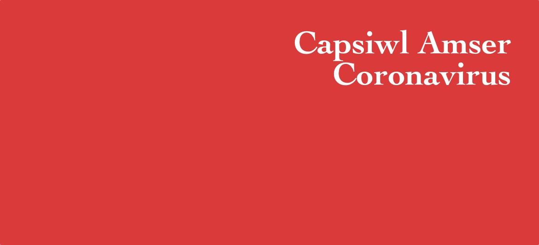 Coronavirus Time Capsule Week 8