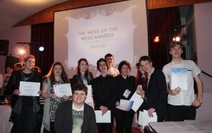 Peer Leader Awards Night