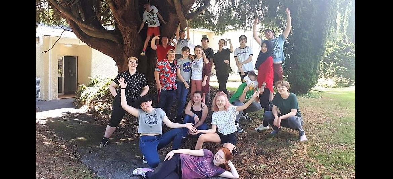 Peer Leader Volunteer Training 2018