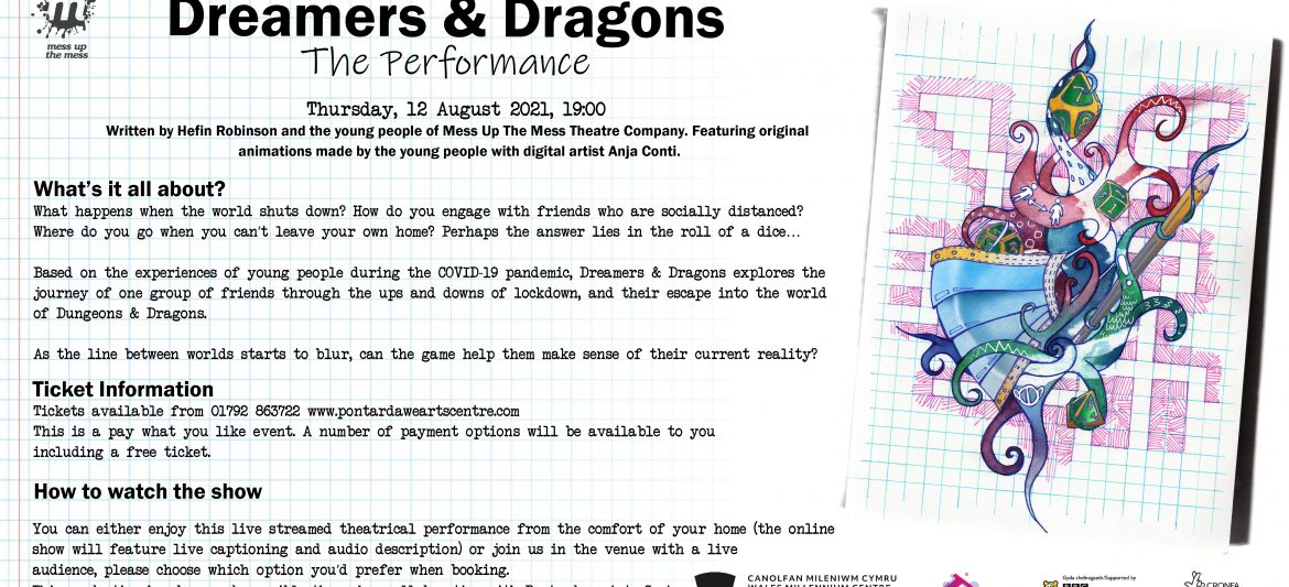 Dreamers and Dragons